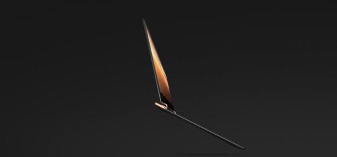 HP-ն թողարկել է աշխարհի ամենաբարակ նոթբուքը