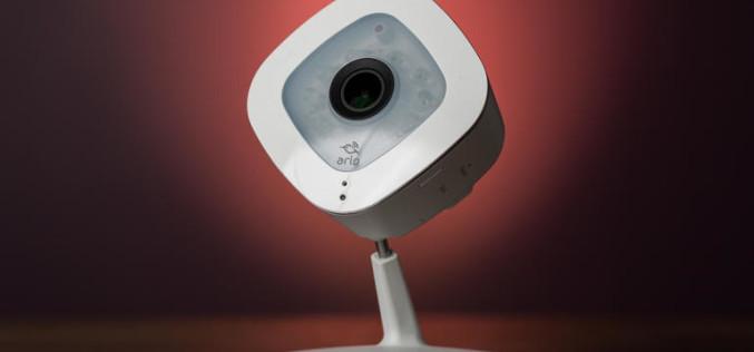 Arlo Q Plus տեսախցիկը նախատեսված է փոքր ձեռնարկությունների անվտանգության ապահովման համար