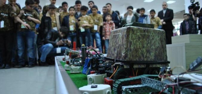 «Ական փնտրող ռոբոտներ» մրցույթում հաղթեց «Ականավոր» թիմը