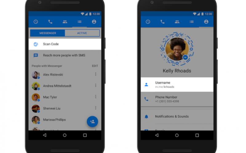 Facebook Messenger-ով այսուհետ ավելի հեշտ կլինի ավելացնել նոր ընկերների