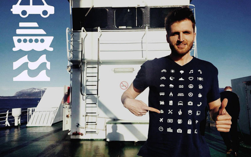 Վերնաշապիկ, որը կօգնի զբոսաշրջիներին հաղթահարել լեզվական խոչընդոտները