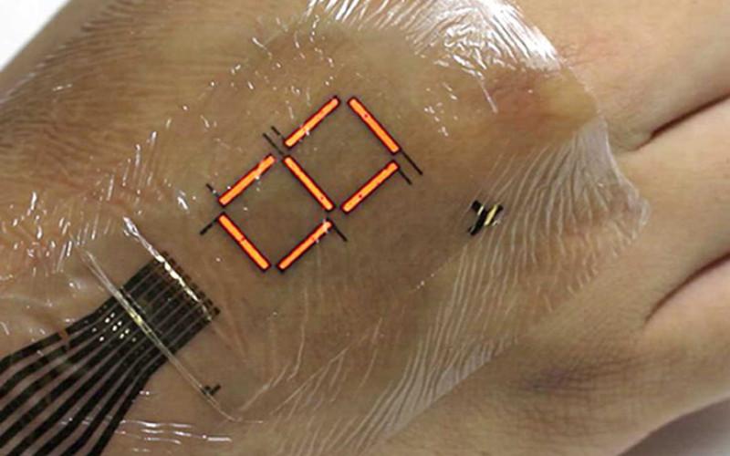 Ճապոնիայում ստեղծվել է գերբարակ կրելի լուսադիոդային ինդիկատոր