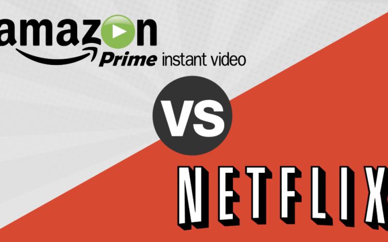 Amazon-ը փորձում է զբաղեցնել Netflix-ի տեղը