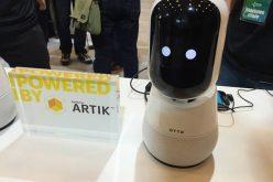 Samsung Otto. տնային ռոբոտ-օգնական՝ ինտերնետային միացմամբ