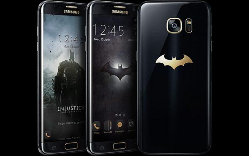 Թողարկվել է Samsung Galaxy S7 edge-ի հատուկ տարբերակ