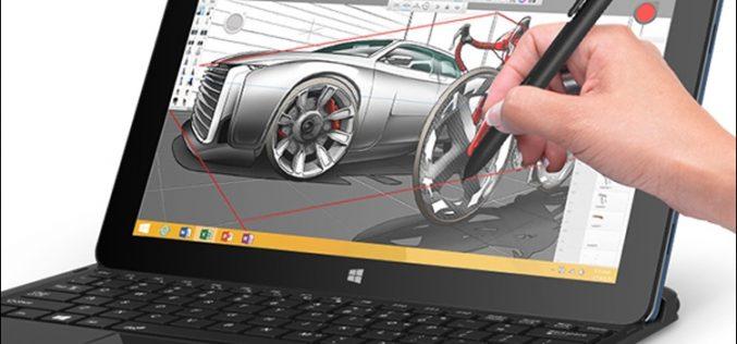 Cube i16 Windows պլանշետը կառավարվում է գրչով