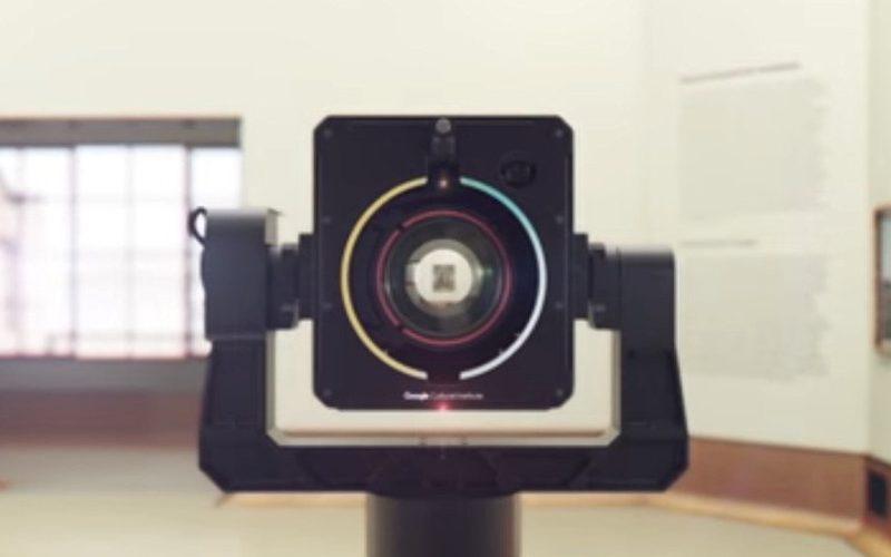 Google Art Camera-ն թվայնացնում է արվեստի գլուխգործոցներն ապագա սերնդի համար