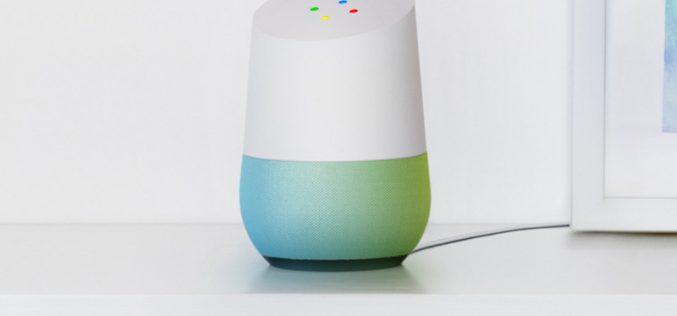 Google Home-ը կխոսի Ձեզ հետ և կնվագի Ձեր սիրած երգերը