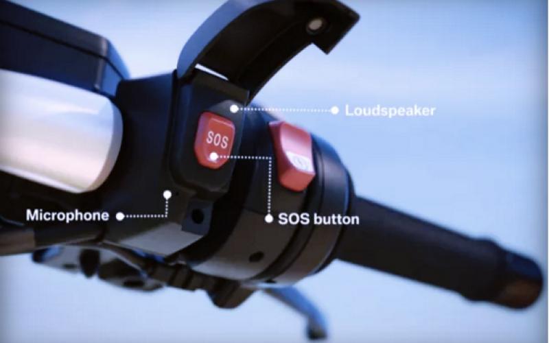 BMW-ն ներկայացրել է մոտոցիկլետների SOS ահազանգի համակարգը