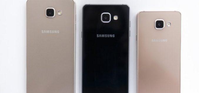 Samsung Galaxy A4 սմարթֆոնը կունենա Galaxy A5-ից ավելի մեծ էկրան