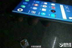 Համացանցում են հայտնվել կոր էկրանով Meizu սմարթֆոնի լուսանկարները