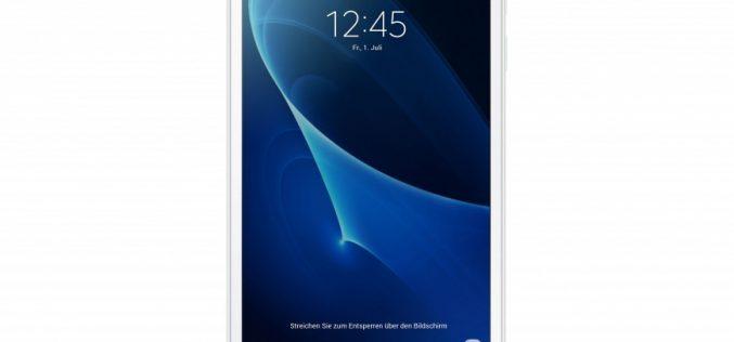 Samsung-ը ներկայացրել է Galaxy Tab A պլանշետը