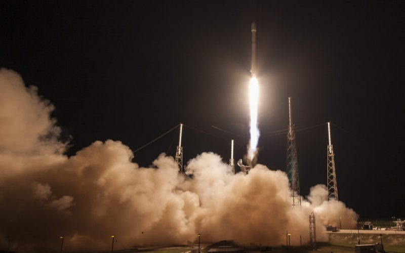 SpaceX հրթիռը երկրորդ հաջող վայրէջքն է կատարել