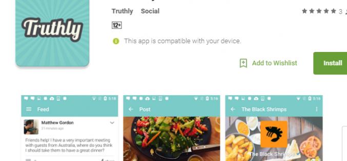 Արդեն հասանելի է Truthly-ի Android-տարբերակը