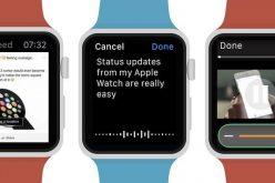 Littlebook. Facebook` նախատեսված Apple Watch-ի համար