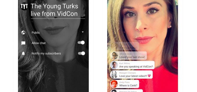 YouTube-ը գործարկում է մոբայլ օնլայն հեռարձակման հնարավորությունը