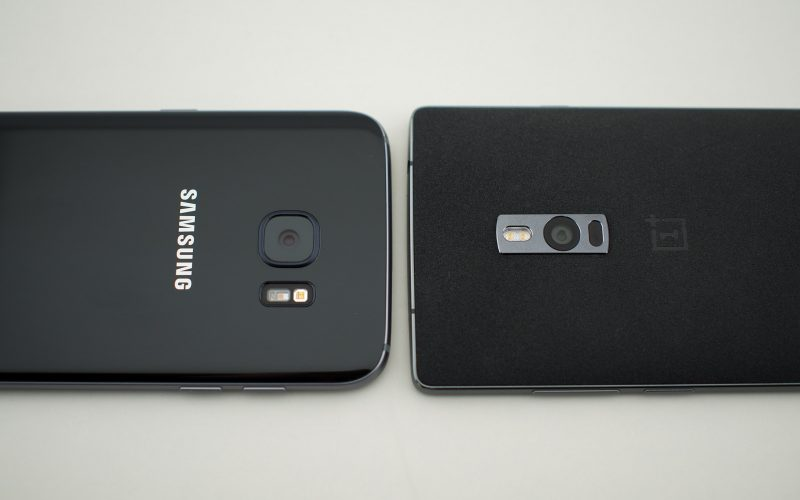 OnePlus 3-ը կրկնակի անգամ դանդաղ է աշխատում Samsung Galaxy S7-ից
