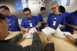Վաճառքի խորհրդատու ձևացող հանցագործները մի քանի անգամ թալանել են Apple-ի խանութները