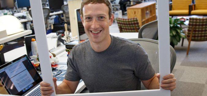 Facebook-ի հիմնադիրը պայքարում է հաքերների դեմ կպչուն ժապավենի միջոցով