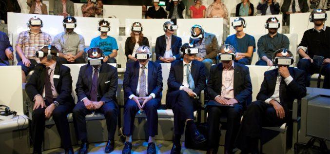 Microsoft-ը ցանկանում է հեղափոխել VR խաղերի աշխարհը