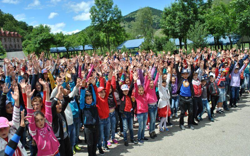 Հանքավանում ընթանում է տեխնոլոգիական ճամբար 600 դպրոցականների համար