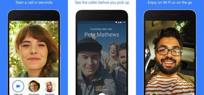 Google-ը թողարկել է նոր Duo մինիմալիստական վիդեոչաթը
