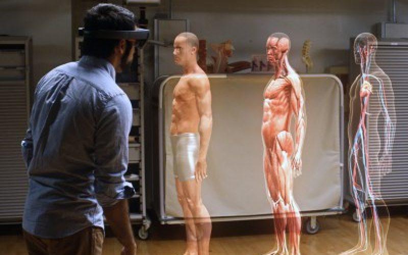 Microsoft-ը կիսվել է HoloLens հոլոգրաֆիկ պրոցեսորի մանրամասներով
