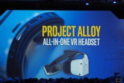 Intel-ը ցուցադրել է VR-սարք` «ամեն ինչ մեկում»
