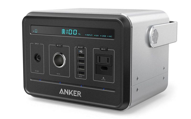 Anker Powerhouse. արտաքին մարտկոց` 120 000 մԱ*ժ տարողությամբ