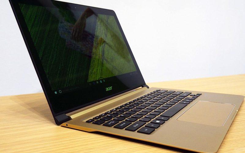 Acer Swift 7. առաջին նոութբուքը, որը 1սմ-ից բարակ է