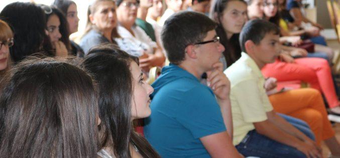 Գյումրու տեխնոլոգիական կենտրոնի ‹‹Տեխնո ամառային դպրոցին›› մասնակցում են 121 դպրոցականներ