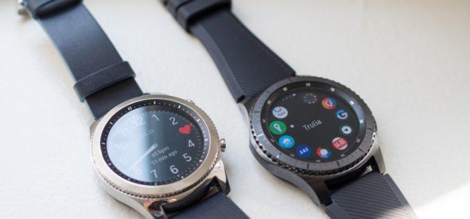 Samsung-ը ներկայացրել է նոր սերնդի Gear S3 խելացի ժամացույցը