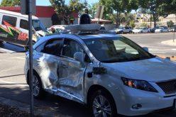 Google-ի ինքնավար մեքենան լուրջ ավտովթարի է ենթարկվել