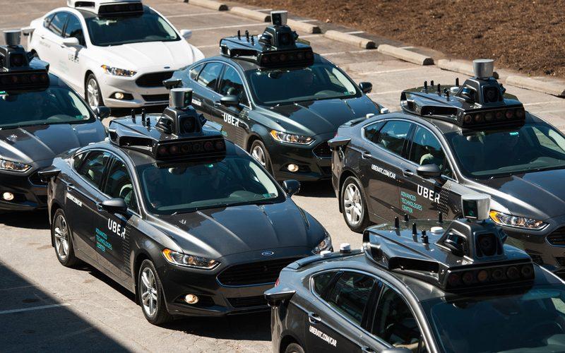 Uber-ը սկսել է փորձարկել ինքնավար տաքսիների աշխատանքը