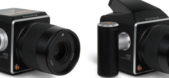 V1D. Hasselblad մոդուլային տեսախցիկի կոնցեպտ