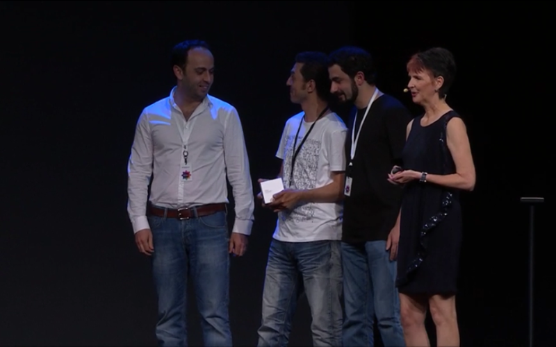 Triada Studia-ն ստանում է Apple Design Award-ը
