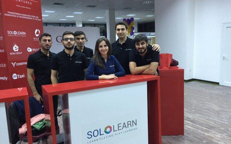 Հայկական SoloLearn-ը $1.2 միլիոն դոլար է ներգրավել