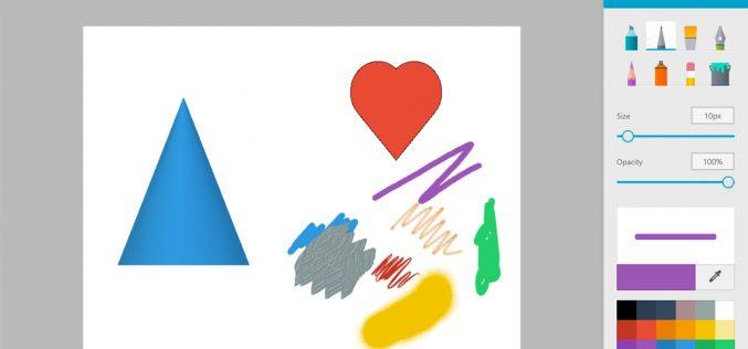 Microsoft-ը վերածում է Paint-ը 3D-խմբագրիչի