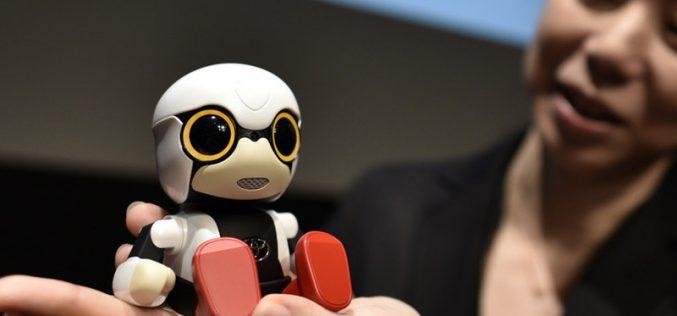 Toyota-ն թողարկել է ռոբոտ-երեխաների