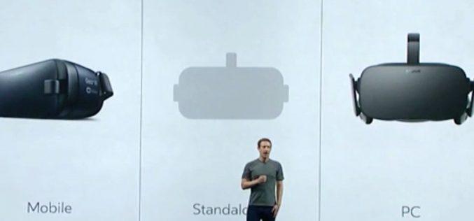 Facebook-ը հայտարարել է ավտոնոմ VR-գլխակալ մշակելու մասին