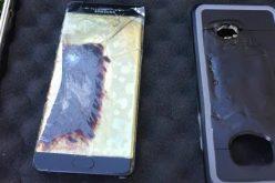 Samsung-ը խնդրում է դադարել օգտագործել Note 7 սմարթֆոնը