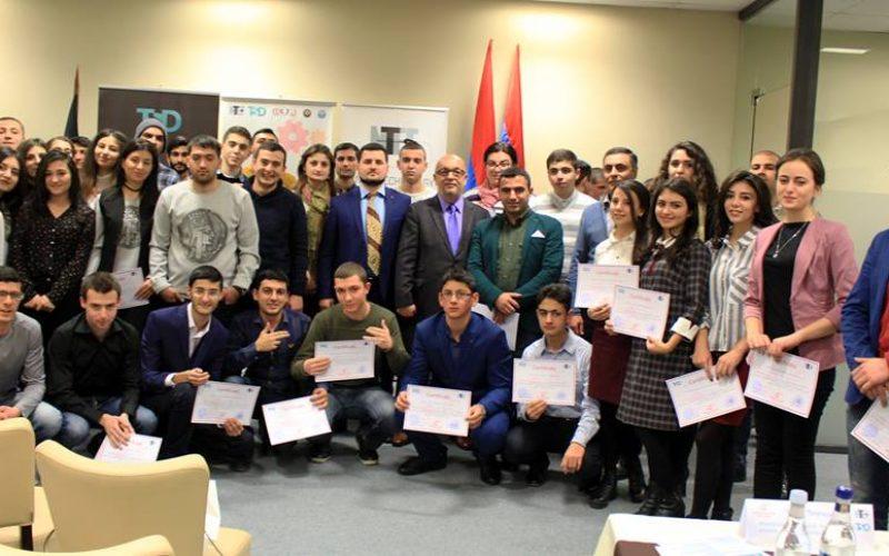 Հայտնի են «StartUp Challenge for Artsakh» մրցույթի հաղթողները