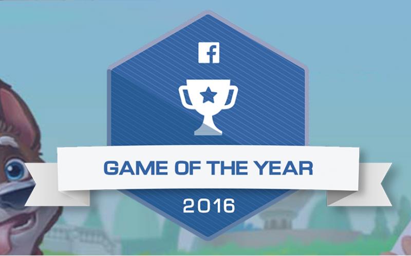 Facebook-ը հրապարակել է 2016-ի լավագույն խաղերի ցանկը