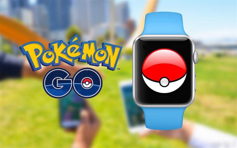 Pokemon Go խաղն արդեն հասանելի է Apple Watch-ի համար