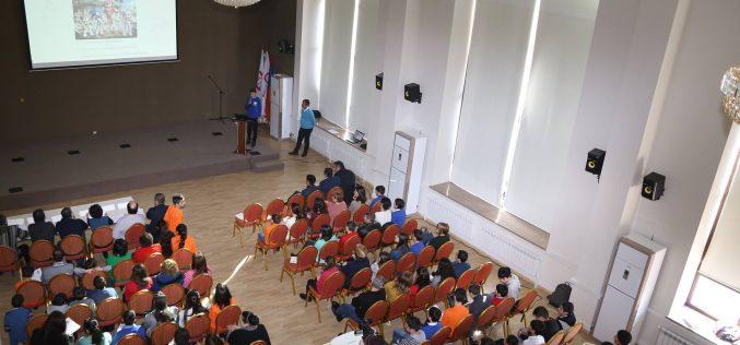 Կայացել է ԴիջիԿոդ կիրառական ծրագրավորման պատանեկան մրցույթ