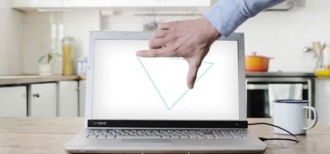 Սարքավորում, որը ցանկացած notebook-ի էկրան դարձնում է սենսորային
