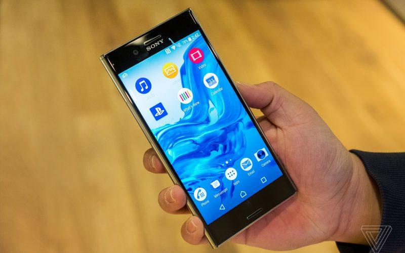 MWC-2017. Sony-ն ներկայացրել է նոր Sony Xperia XZ Premium սմարթֆոնը