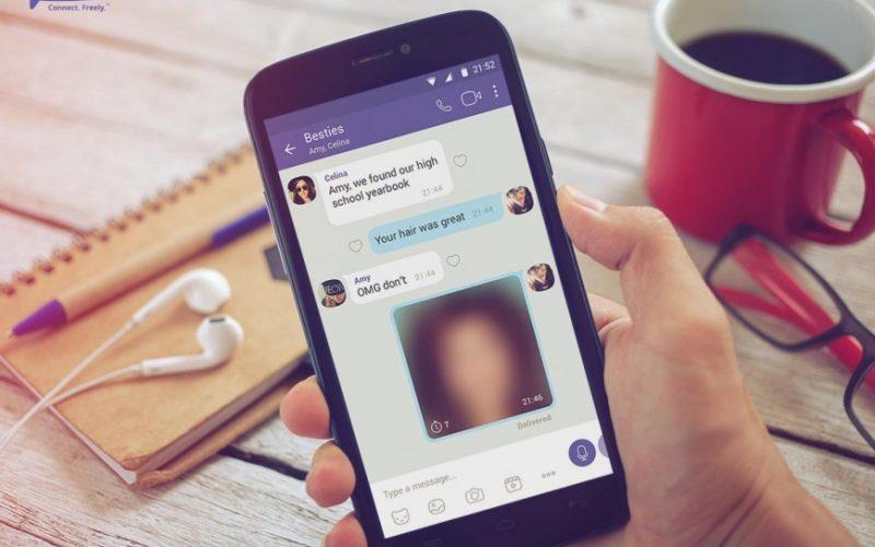 Viber-ի համար մեծամասշտաբ թարմացում է ներկայացված