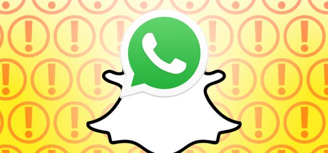 Նոր ֆունկցիա WhatsApp-ում՝ Snapchat-ի կրկնօրինակությամբ