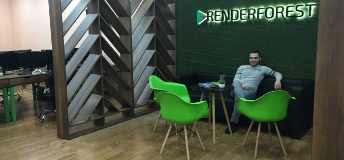 Հաջողության պատմություն. RenderForest-ի հիմնադիր Նարեկ Սաֆարյան